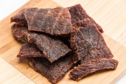 meat beef jerky