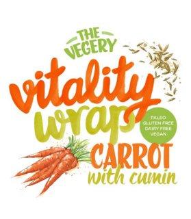 Carrot And Cumin Vitality Wrap